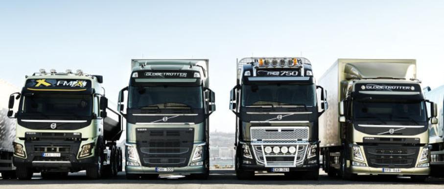 انواع کامیون