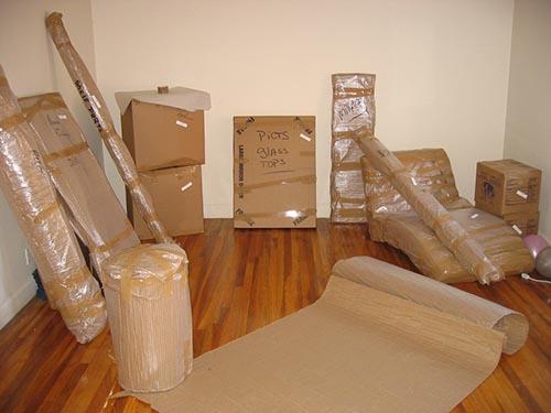 حمل اثاث منزل به سنندج