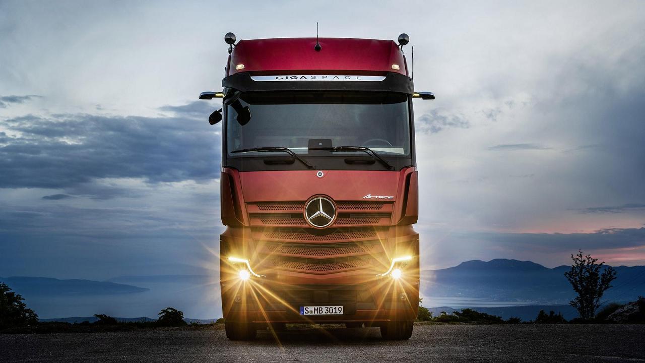 حمل بار از تهران با کامیون