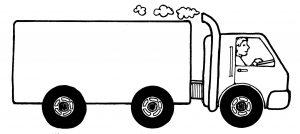 کامیون باربری