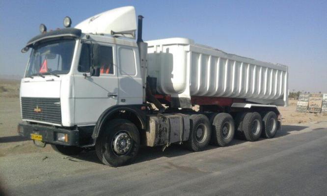 کرایه کامیون تهران به خواف