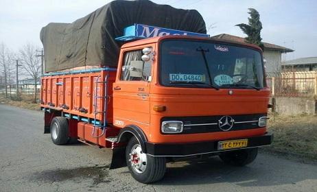 کرایه کامیون تهران به فیروزکوه