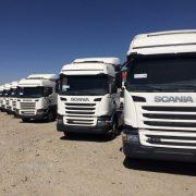 کامیون باربری تهران به شاهرود