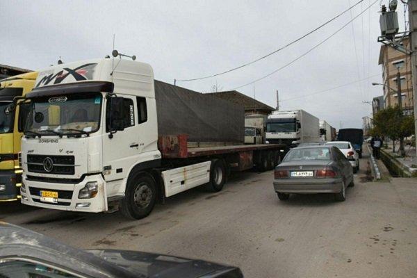 کرایه کامیون تهران به ارومیه