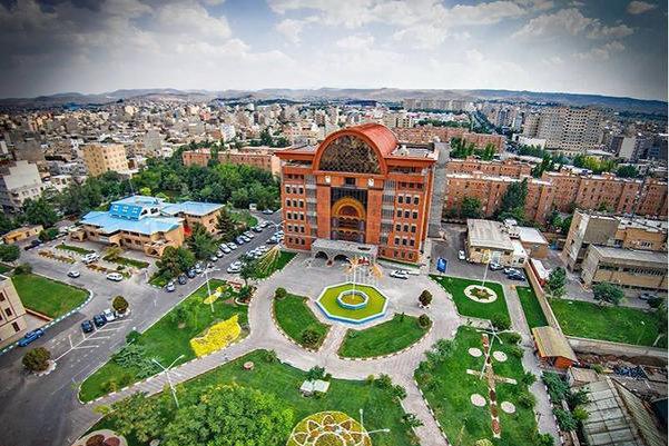 اثاث کشی تهران به تبریز