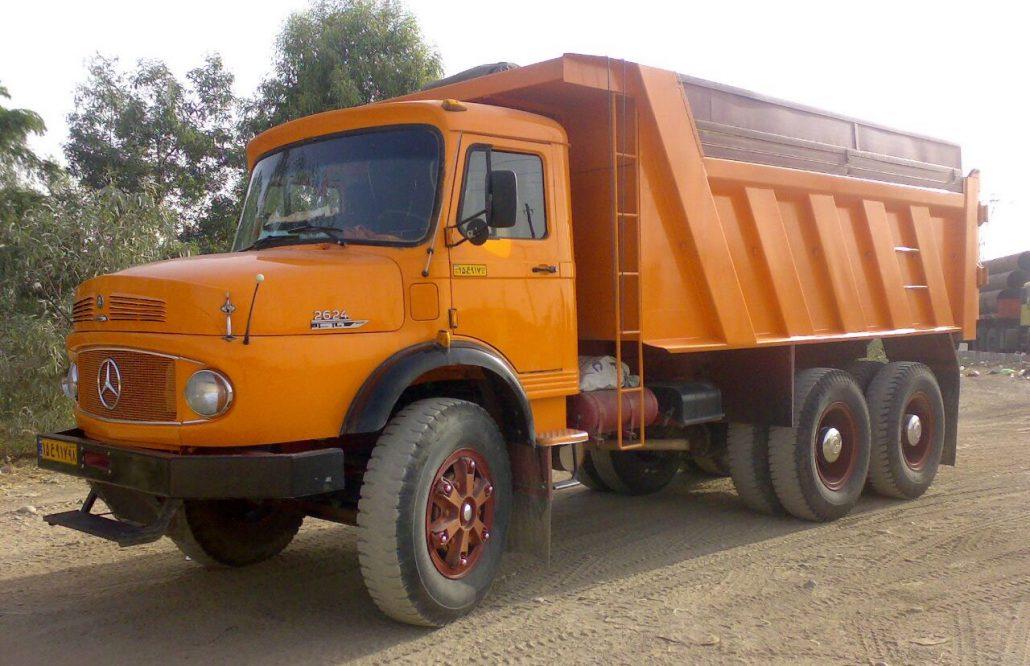 کامیون تک 1030x666