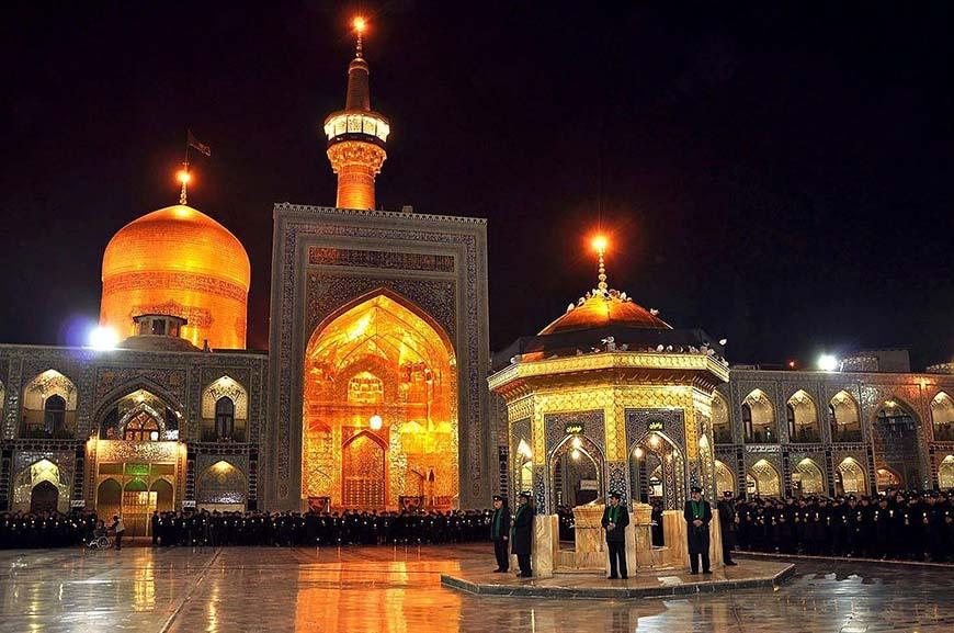 حمل اثاث منزل تهران به مشهد