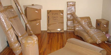حمل اثاثيه منزل از تهران به شهرستان