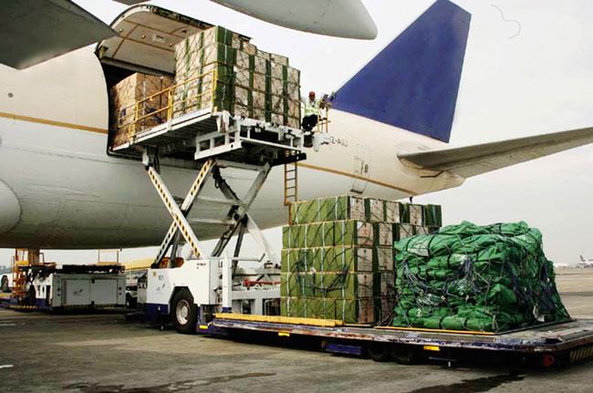 حمل بار و باربري از گمرك فرودگاه امام و مهرآباد
