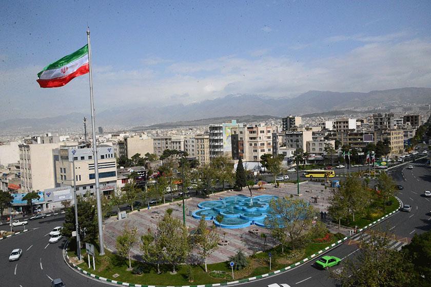 حمل بار در تهرانپارس