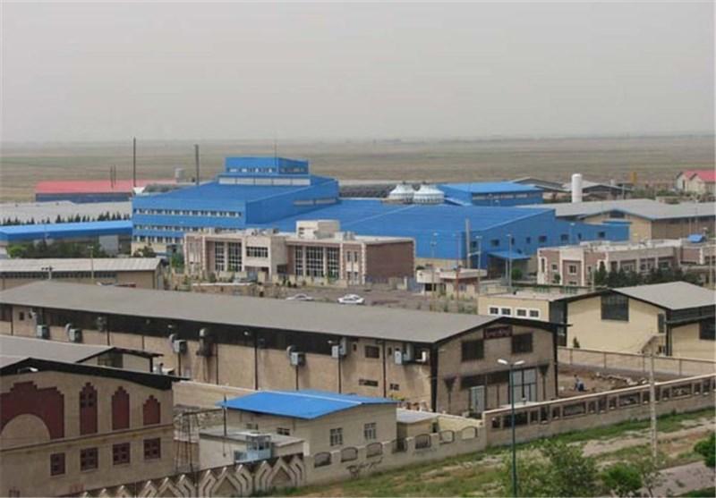 باربری به شهرک صنعتی اردبیل