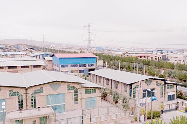 باربری شهرک صنعتی پرند