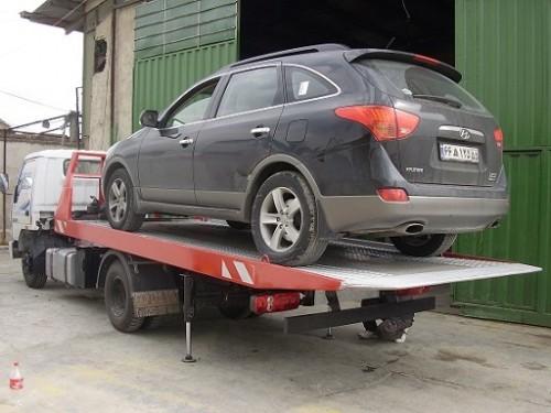 بيمه نامه حمل خودرو با خودروبر