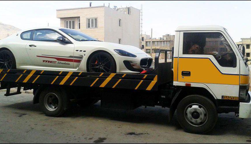 حمل خودرو از تهران