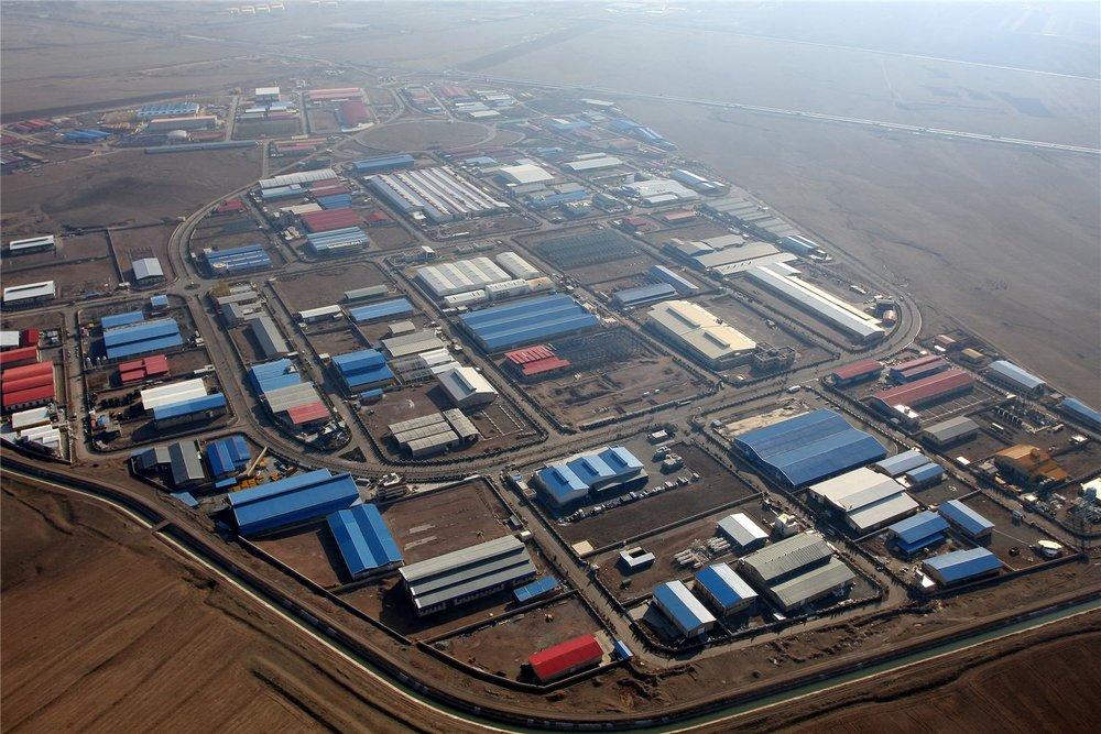 باربری به شهرک صنعتی خرم آباد