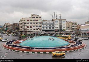 باربری میدان انقلاب اسلامی