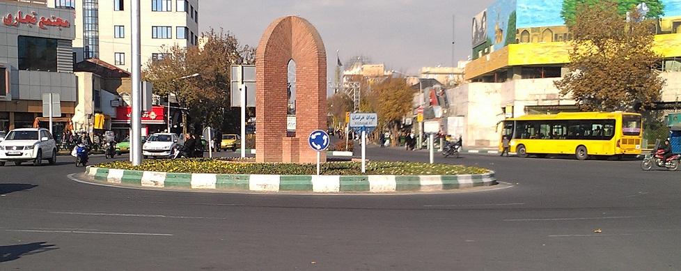 باربری میدان خراسان