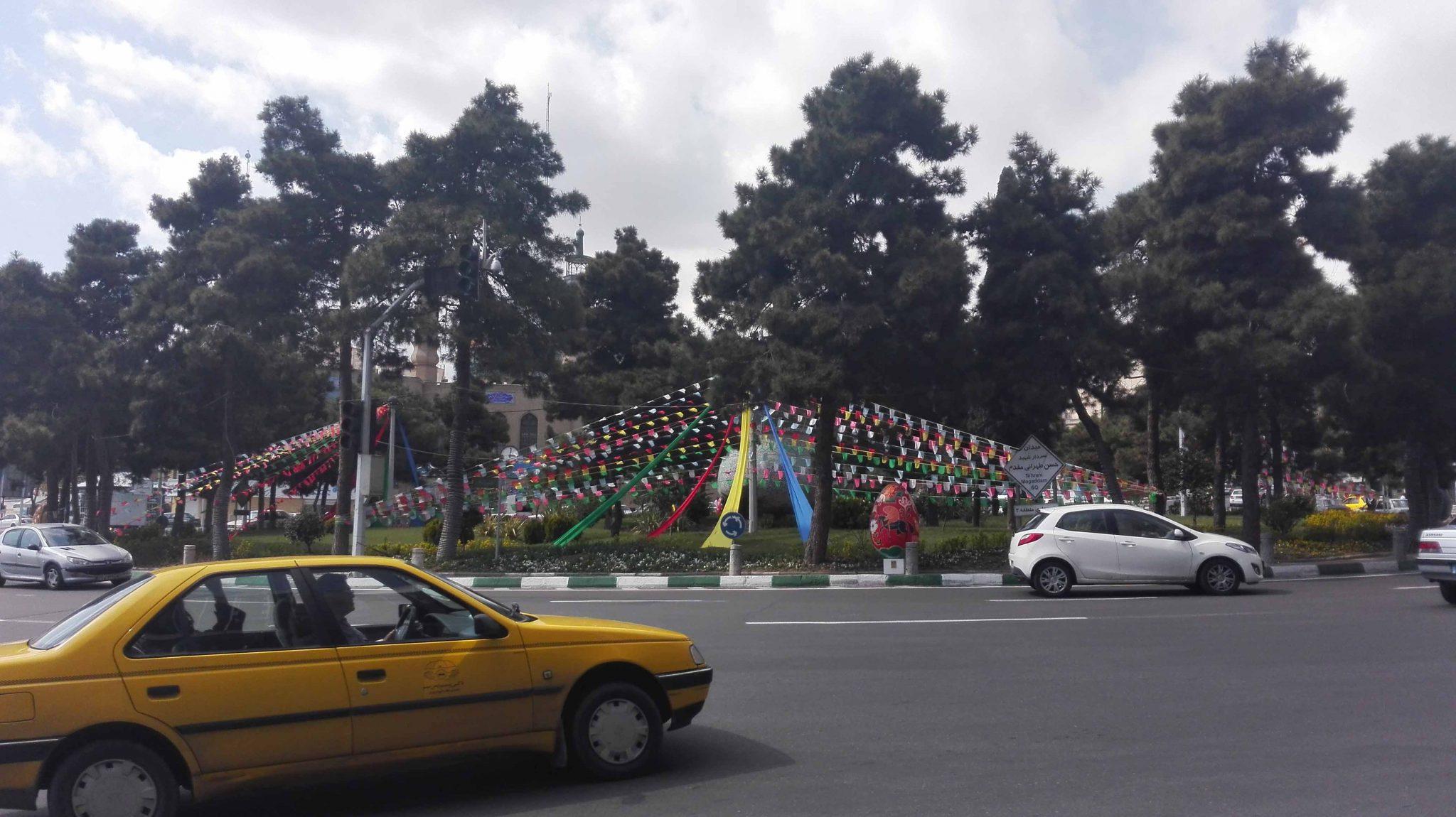 باربری میدان کاج