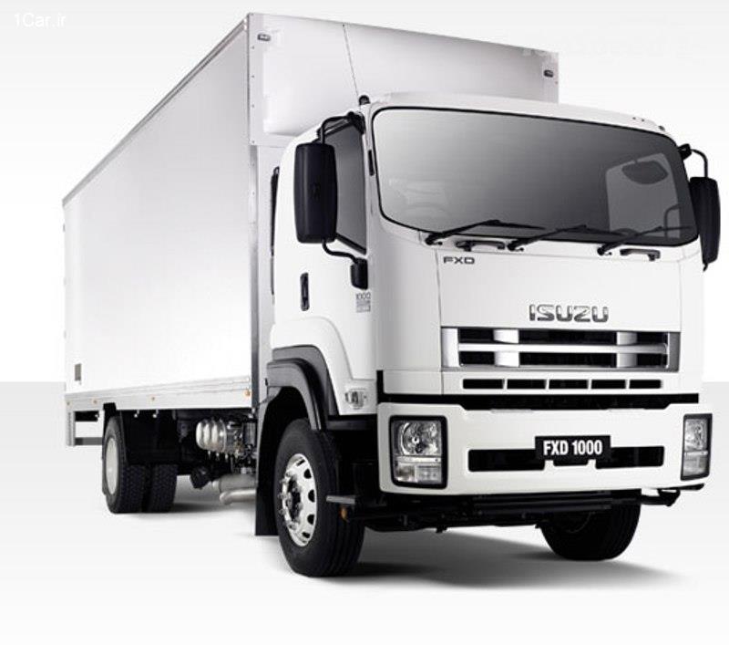 باربری اقدسیه با انواع کامیون ها