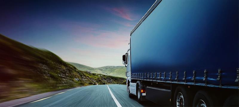 باربری بلوار میرداماد با کامیون