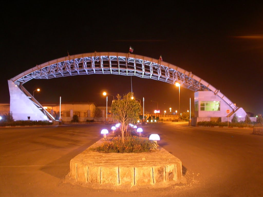 باربری به شهرک صنعتی بوشهر