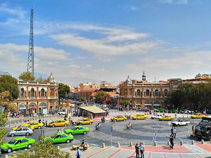 باربری میدان حسن آباد