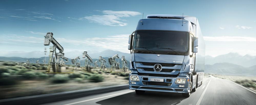 کامیون برای باربری شهرک صنعتی صفادشت