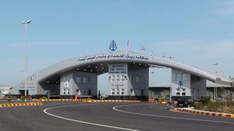 حمل بار از تهران به بندر امیرآباد