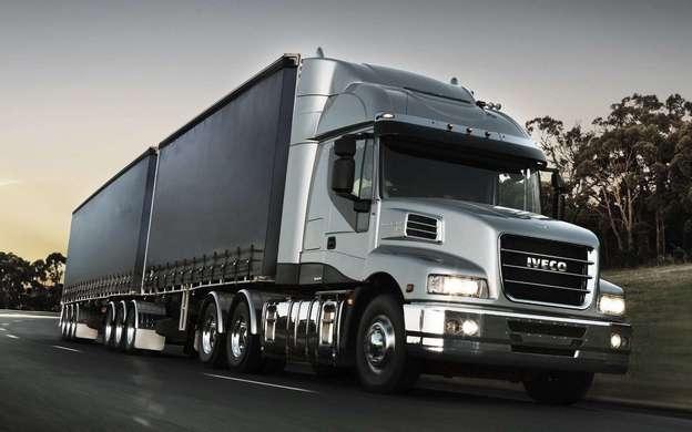 باربری شهریار با کامیون برگشتی