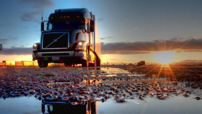 باربری شهریار با کامیون و تریلی