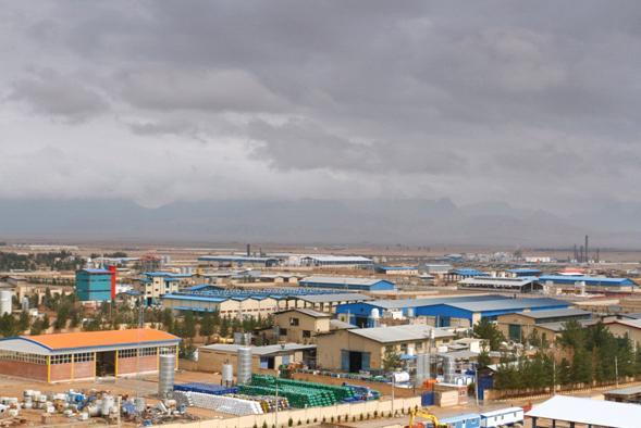 حمل به شهرک صنعتی اصفهان