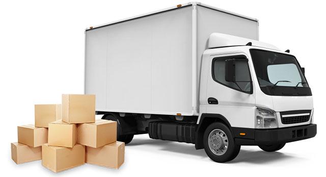 سفارش کامیون برای حمل اثاثیه منزل به کیش