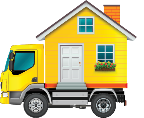 باربری اثاثیه منزل از سعادت آباد به سایر مناطق