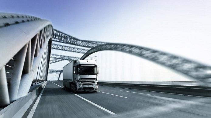 باربری جاده خاوران با کامیون و تریلی