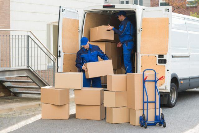 باربری اثاثیه منزل از مشیریه به سایر مناطق