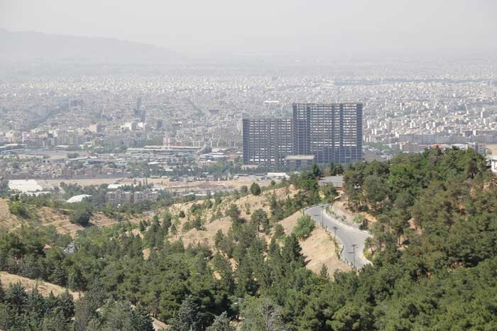 باربری شرق تهران