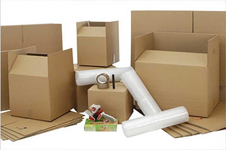 لوازم لازم برای بسته بندی اثاثیه