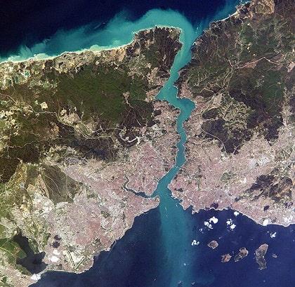 ارسال بار به استانبول ترکیه