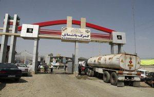باربری تهران به مرز باشماق
