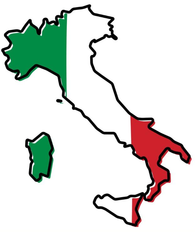 حمل بار به ایتالیا