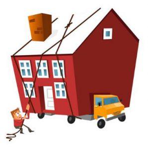 حمل اثاث منزل به سوئد