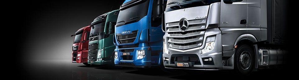 باربری تریلی و کامیون ارزان به مریوان