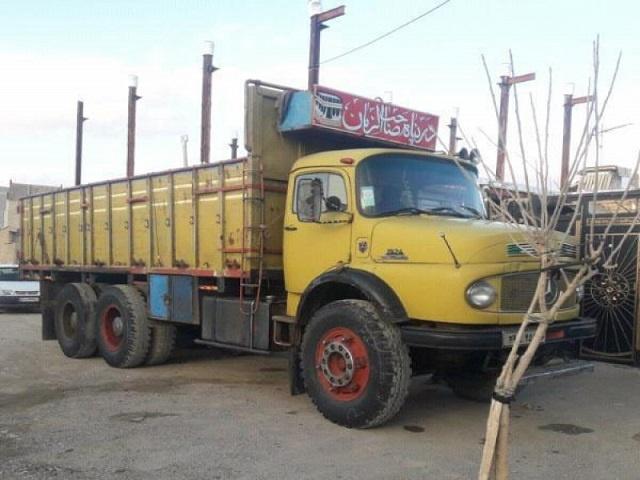 باربری کامیون ارزان 10چرخ مشهد
