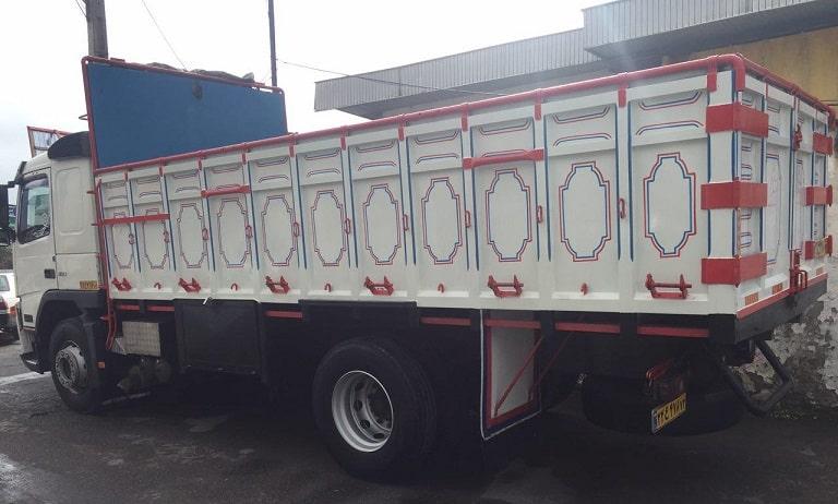 کامیون تک 10 تن تهران