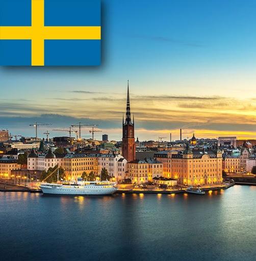 حمل بین المللی هوایی و زمینی به سوئد