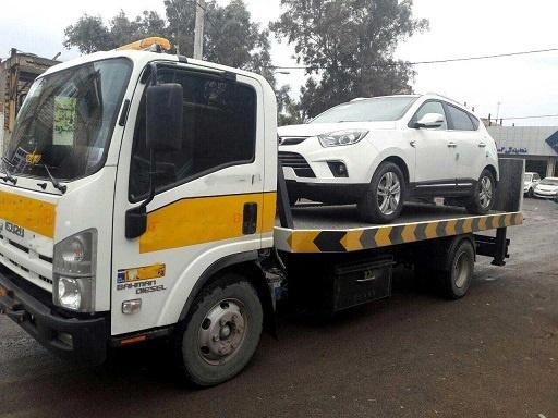 حمل و نقل خودرو برای خرم آباد