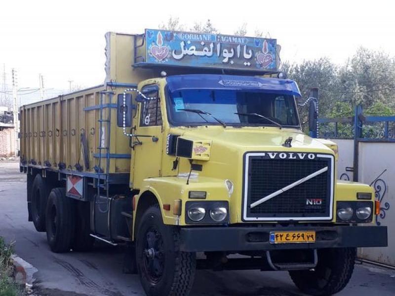 باربری با کامیون به مرز پیشین