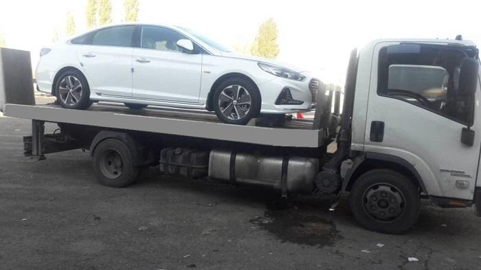 ارسال خودرو به مازندران
