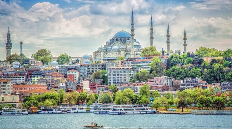 باربری برای استانبول