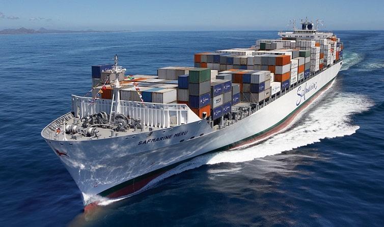 حمل و نقل تخصصی و حرفه ای دریایی به اروپا